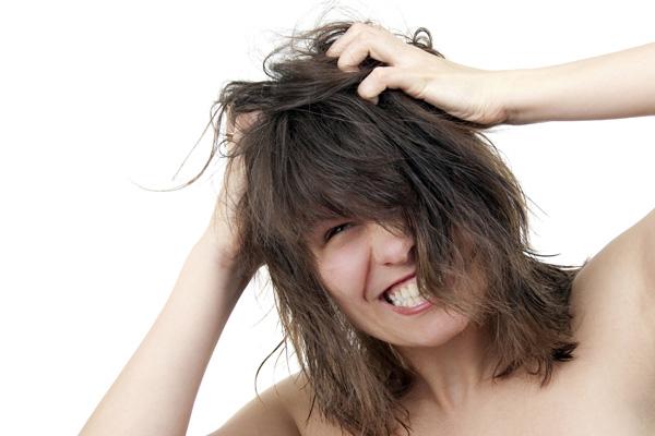 аллергия на шампунь и зуд кожи головы