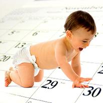 Сприятливі дні для вагітності