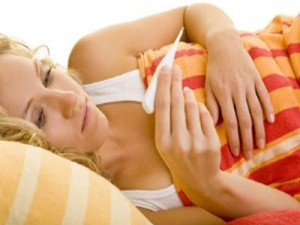 базальна температура во время вагітності