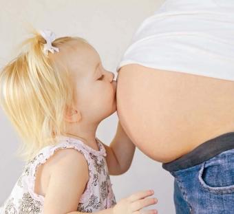 другою дитиною вагітність