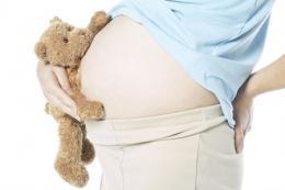 Болі в попереку при вагітності
