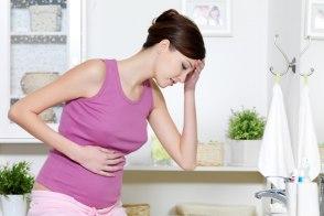 біль у печінці при вагітності