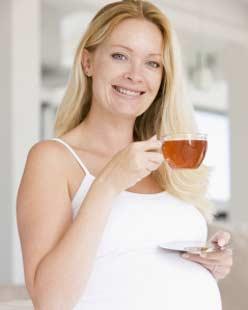 Який чай пити вагітним не можна