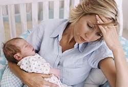 Страхи молодої мами