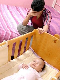 чого бояться молоді мами