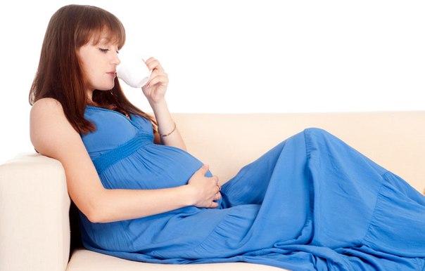 кава при вагітності
