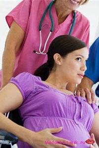 Дворога матка и вагітність