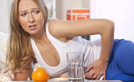 Симптоми хронічного гастриту при вагітності