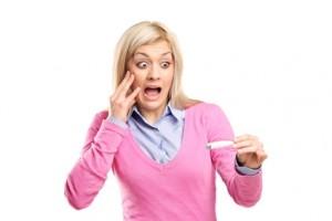 40% жінок боїться забеременнеть