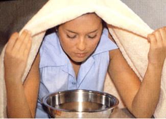 Рецепти інгаляцій вікорістовуваніх во время вагітності