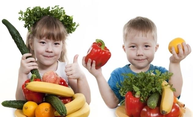 як підвищити імунітет дітей вдома