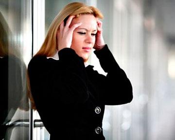 жіночі стреси