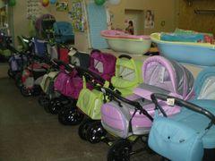 Як вибрати коляску для новонародженого