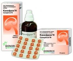 Канефрон для вагітних жінок