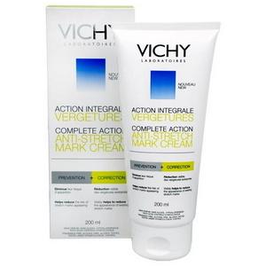 крем від розтяжок Vichy