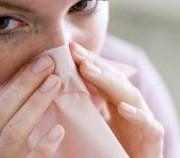 Носові кровотечі при вагітності
