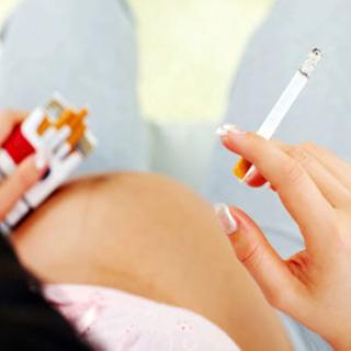Куріння во время вагітності