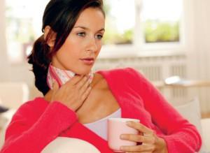 Лікування ангіни у вагітної