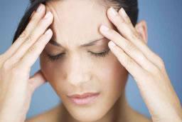Лікування головного болю вагітної