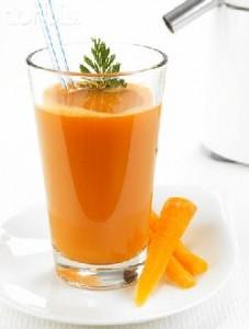 Морквяний сік в період вагітності