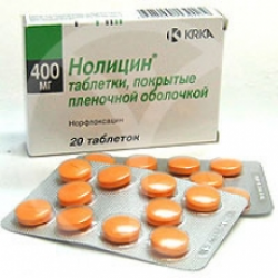 нолицин показання до застосування