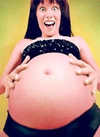 Причини переношування вагітності