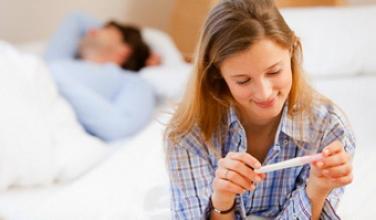 найперші Симптоми вагітності