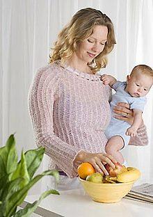 Харчування годуючої матері