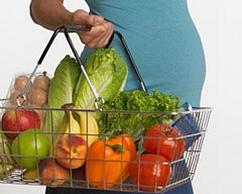 харчування вагітної на 1 тріместрі