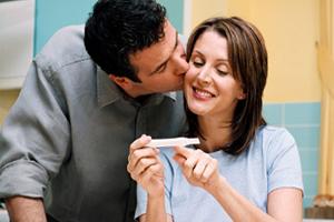 відносини в сімейній Парі і зачаття