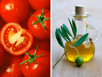 Помідори з оливковою олією