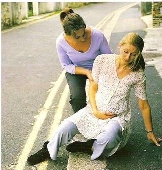 Різні Фізичні травми во время вагітності