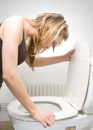 Причини токсикозу у вагітних