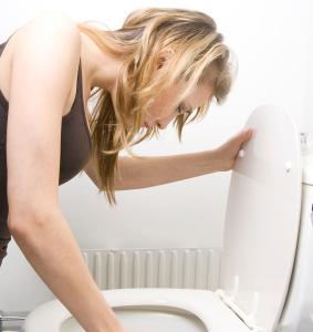 блювота і токсикоз під час вагітності