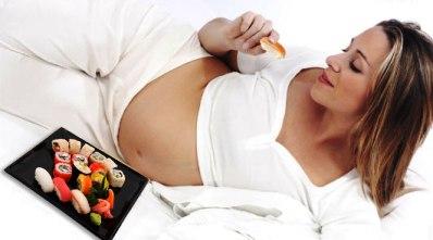 Риба і морепродукти під час вагітності