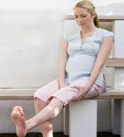 Судоми ніг під час вагітності