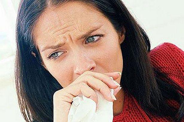 сухе повітря - причина слизу в носоглотці