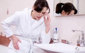 ознака вагітності - токсикоз