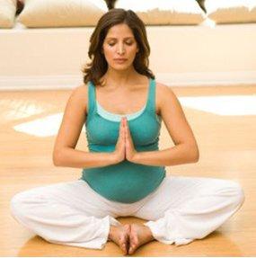 Правильне дихання в період вагітності та пологів