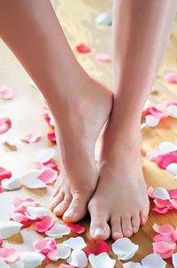 Догляд за ногами під час вагітності