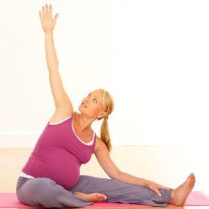 Вправи для вагітної