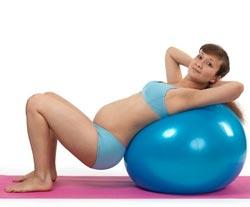 Вправи Кегеля для вагітних