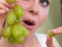 виноград во время вагітності