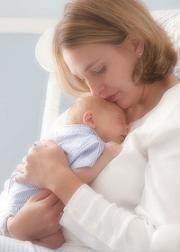 Здоров'я дитини залежить від харчування матері!